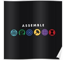 Assemble Poster