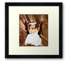 The Little Fairy Framed Print