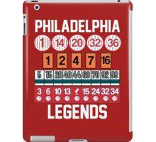 Philadelphia Legends iPad Case/Skin