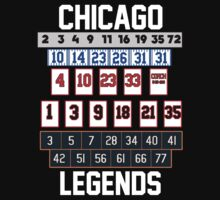 Chicago Legends by jephrey88