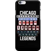 Chicago Legends iPhone Case/Skin