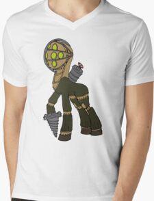 Big Daddy Mens V-Neck T-Shirt