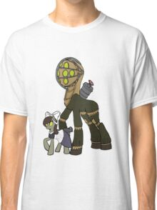 Big Daddy and little sister Classic T-Shirt