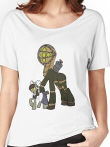 Big Daddy and little sister Women's Relaxed Fit T-Shirt