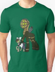 Big Daddy and little sister T-Shirt