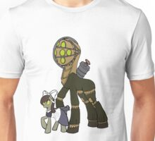 Big Daddy and little sister Unisex T-Shirt