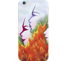 female iPhone Case/Skin