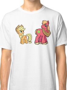 apple jack and big mac Classic T-Shirt