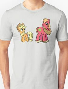apple jack and big mac Unisex T-Shirt