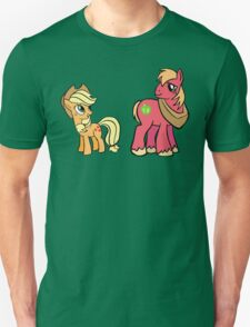 apple jack and big mac T-Shirt