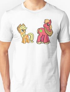 apple jack and big mac T-Shirt