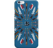 Buffy Mandala iPhone Case/Skin