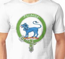 Clan Bruce Scottish Crest Unisex T-Shirt