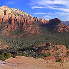 Sedona Red Rock Grandeur by Deborah Lee Soltesz