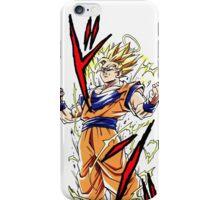 Dragon Ball Z Goku iPhone Case/Skin