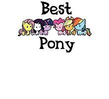 best pony Photographic Print