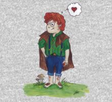 Hobbitlove One Piece - Long Sleeve
