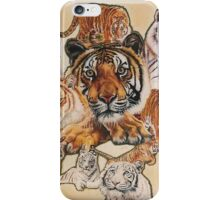 Tiger Haven iPhone Case/Skin