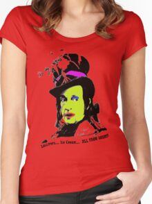 Child Catcher Women's Fitted Scoop T-Shirt