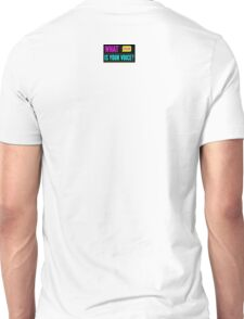 What Color Is Your Voice? T-Shirt