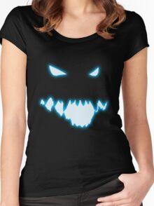 Godzilla Fire Breath Women's Fitted Scoop T-Shirt