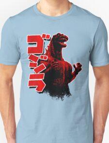 Godzilla Red T-Shirt