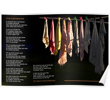 The Clothesline Poster