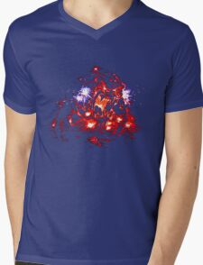 Monster From The ID Mens V-Neck T-Shirt