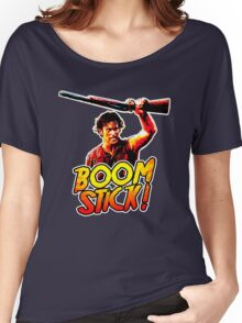Boom Stick Ash Women's Relaxed Fit T-Shirt