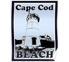 Cape Cod Beach Poster Poster
