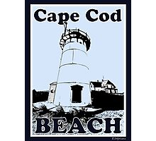 Cape Cod Beach Poster Photographic Print