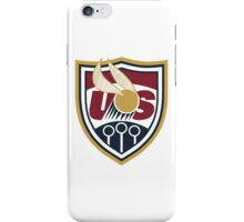 USQ Logo - United States Quidditch  iPhone Case/Skin