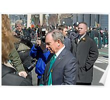 Mayor Bloomberg Poster
