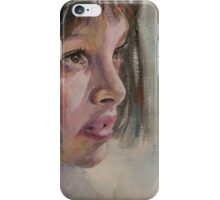 Matilda - Leon - The Professional - Natalie Portman iPhone Case/Skin