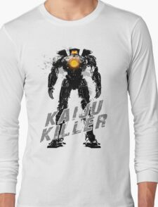 Kaiju Killer Darkness Long Sleeve T-Shirt