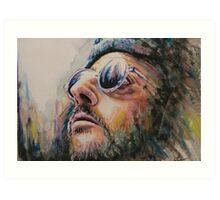 Leon - The Professional Art Print