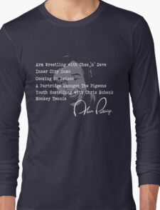Alan's Ideas Long Sleeve T-Shirt