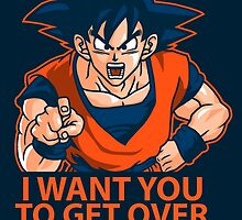 I Want You To Get Over 9000 by DOPEFLVR