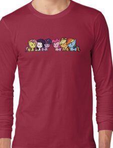 pony group Long Sleeve T-Shirt