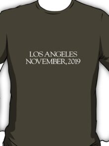 Los Angeles 2019 T-Shirt