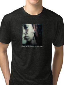 Zora Hard Copy Tri-blend T-Shirt