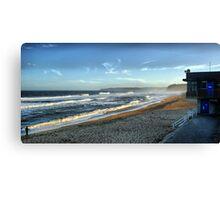 BAR BEACH TOWER Canvas Print