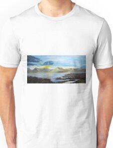 Sunrise over the hills T-Shirt