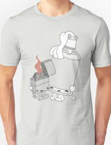 The Cutest Couple: Lighter & Alcohol T-Shirt