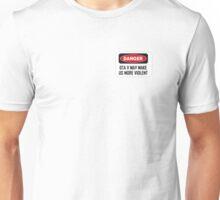 DANGER GTA V  Unisex T-Shirt
