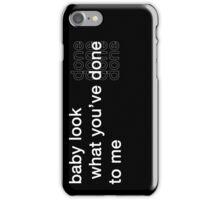 Stockholm Syndrome iPhone Case/Skin
