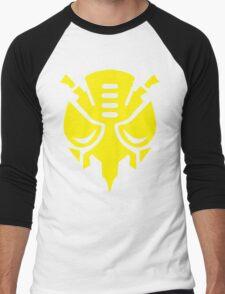 preadcon logo Men's Baseball ¾ T-Shirt