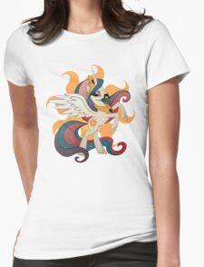 princess celestia Womens Fitted T-Shirt