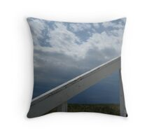 Earth and Sky II Throw Pillow