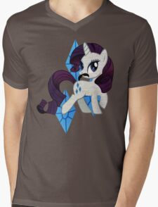 rarity Mens V-Neck T-Shirt